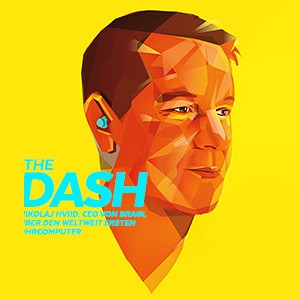 The Dash TQ Magazin Cover